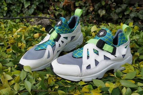Day Two, Nike Huarache Plus