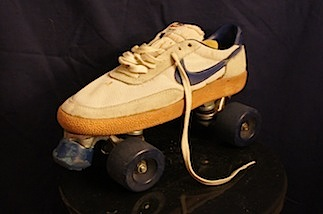 A pair a day for a year...Day One Nike Killshot Roller Skate