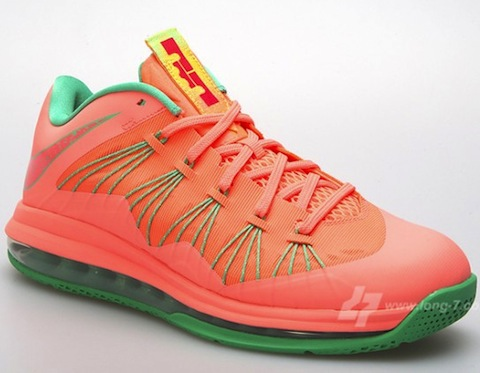 Nike-LeBron-X-Low-Watermelon