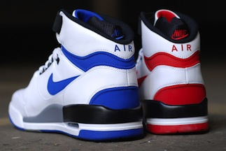 nikerevolutionredblue