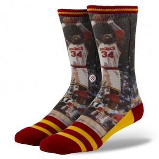 stance-hakeem-olajuwon-legends-socks