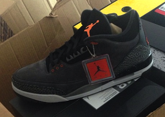 Air Jordan Fear Pack Jordan 3