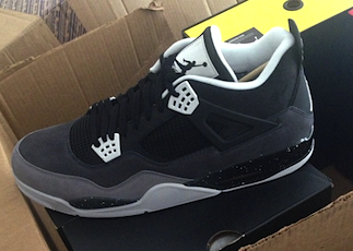 Air Jordan Fear Pack Jordan 4