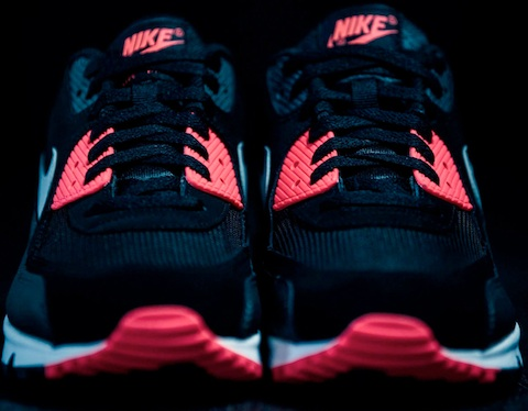 Air Max 90 Black Infra Red 2