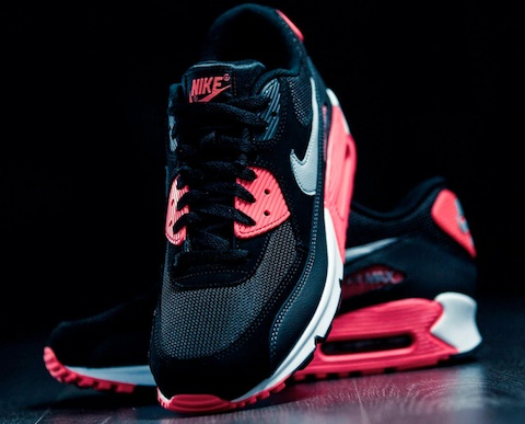 Air Max 90 Black Infra Red 3