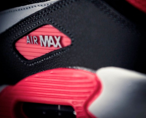 Air Max 90 Black Infra Red 4