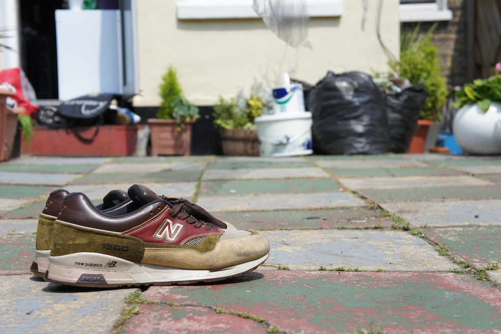 finest selection 1cdd0 58a4b A pair a day for a year, Day 23, New Balance 1500 Limited ...