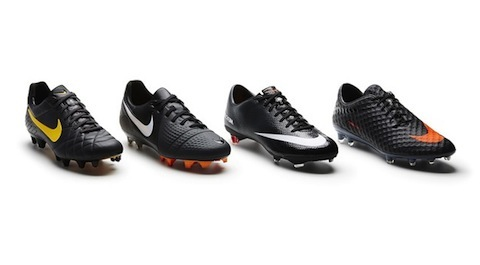 Nike football back to black all 4 reverse