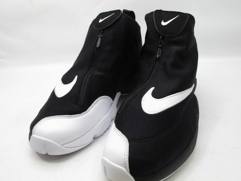 nike glove black white 1