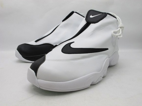 nike glove white black 1
