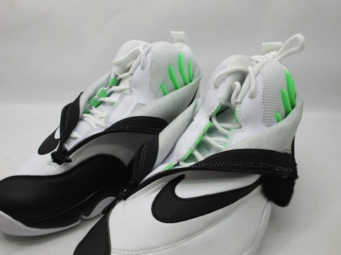 nike glove white black 3