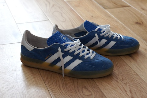 lona Amplificador Pera  A pair a day for a year, Day 25, Adidas Gazelle Indoor – The Word on the  Feet