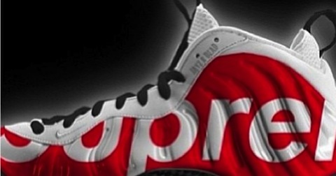 word on the feet nike-air-foamposite-one-x-supreme-possible-collaboration-1