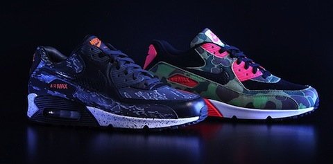 Atmos x Nike Air Max 90 - InfraCamo! - The Word on the Feet