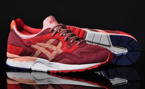 quality design 91a0c 4ff75 Asics Gel Lyte V x Ronnie Fieg Volcano…Europe Get Ready ...
