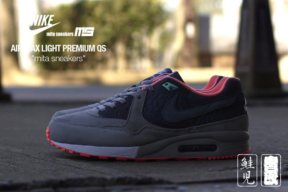 Nike Air Max Light x Mita – The Word on the Feet