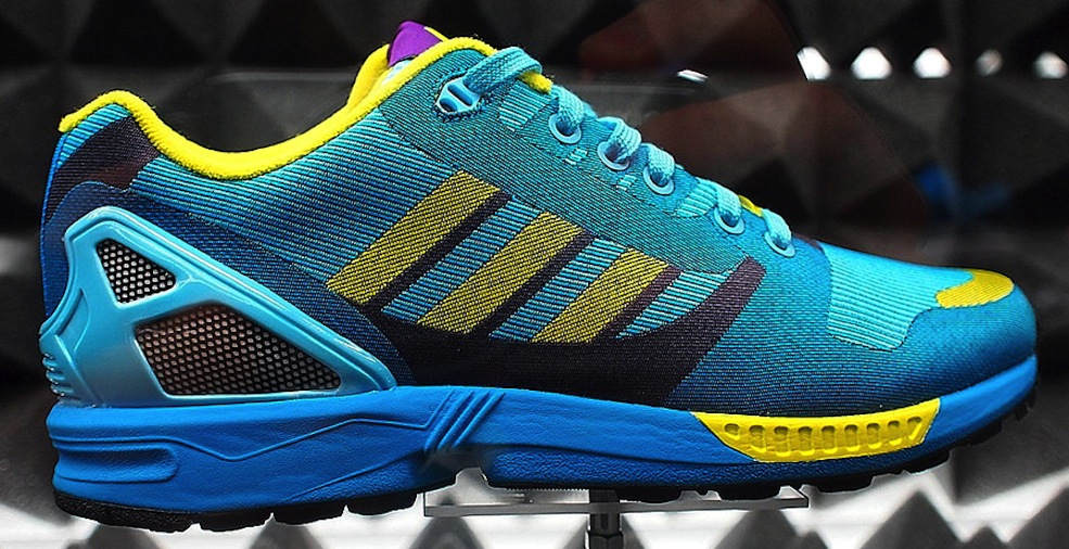 detailed look 7a658 6fb0f Adidas ZX Flux-ing Hell…rapidly becoming best shoe of 2014 ...