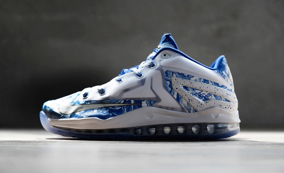 Nike Lebron 11 China Vase The Word On The Feet