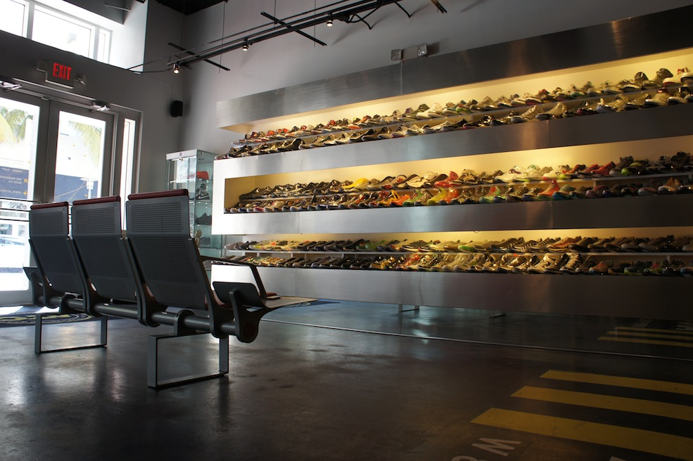 Sneaker Shop Feeture Air Traffic Control Miami The Word On The Feet