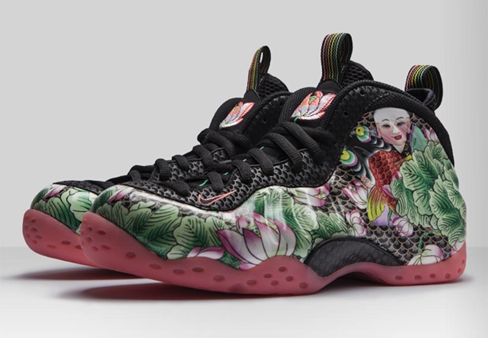fd5ba3120456c Nike Air Foamposite One  Tianjin  – The Word on the Feet