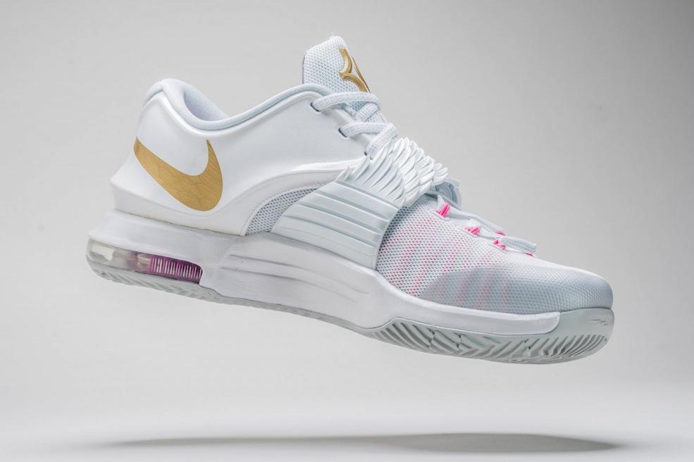 e1815b33a6f5a1 Nike KD7 Aunt Pearl – The Word on the Feet