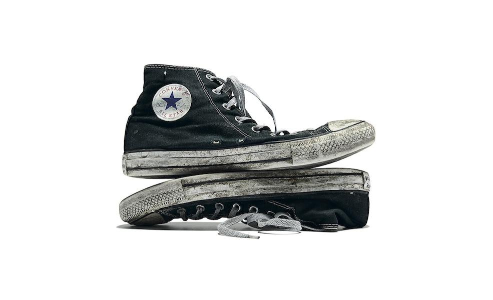 Agi Mdumulla - Converse Sneaker Portrait