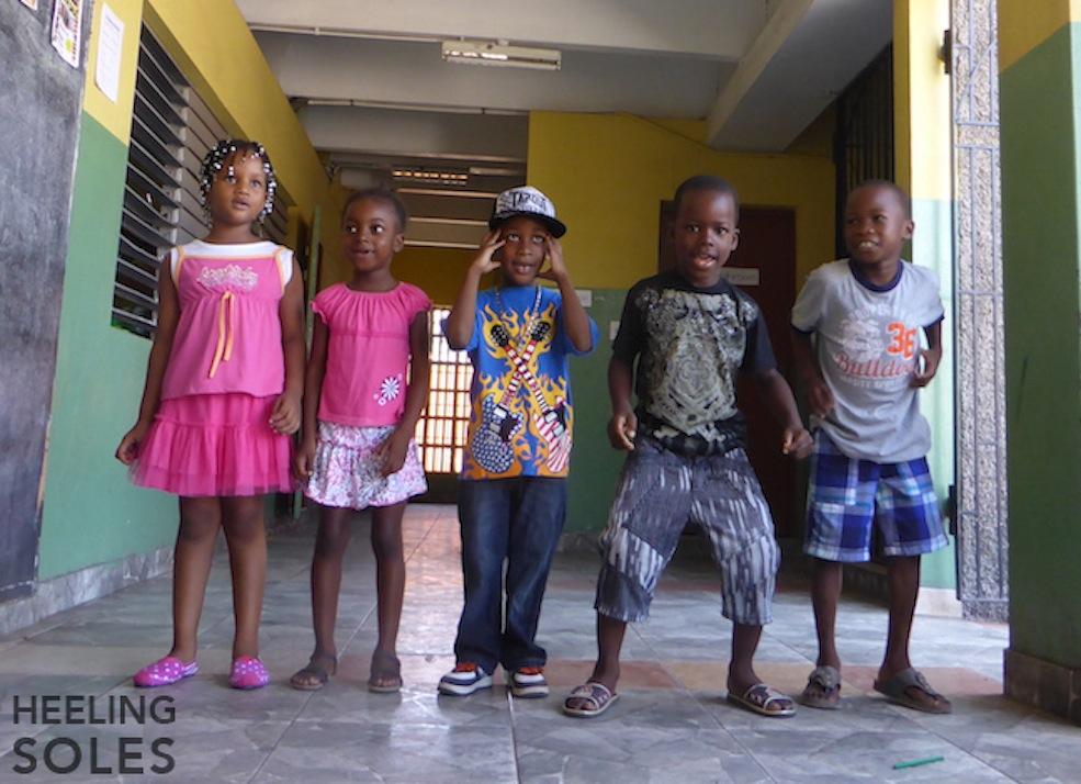 Heeling Soles 2015 Little Jamaican Feet