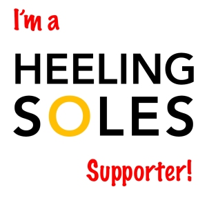 I'm a Heeling Soles Supporter