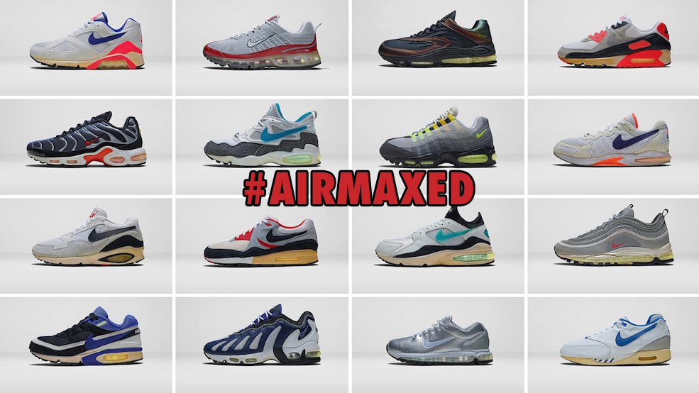 Nike Air Max 1 + Air Max 90 x Roundel – killed by resellers