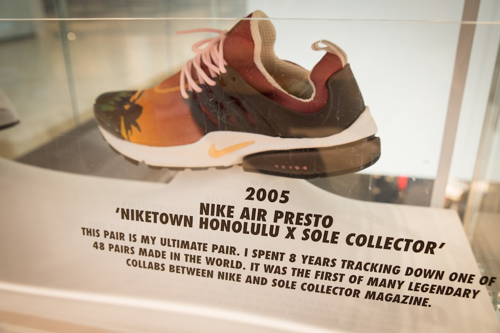 promo code b9717 83674 Prestology – an interview with the world's biggest Presto Collector in The  Sneakers Cube London