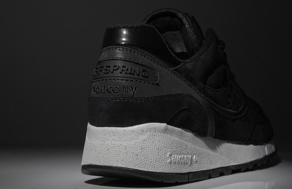 Saucony x Offspring - STEALTH 2