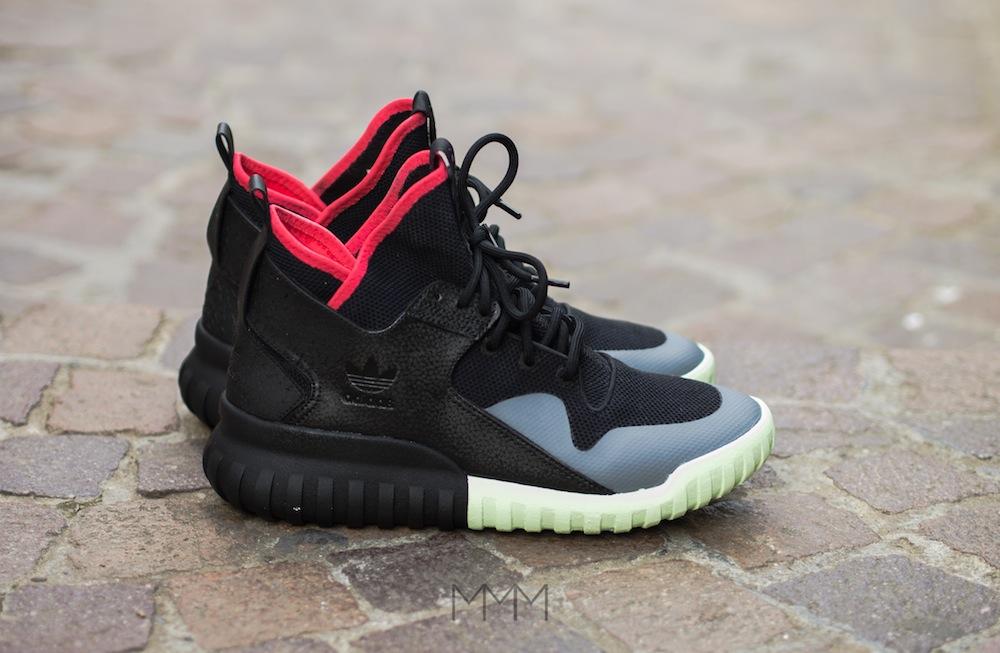 Adidas Tubular X 'Yeezy' Custom by