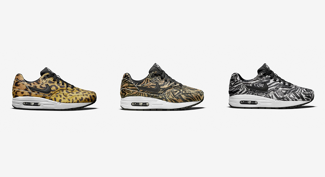 online store f3c05 24839 Nike Air Max 1 Women s Zoo Pack