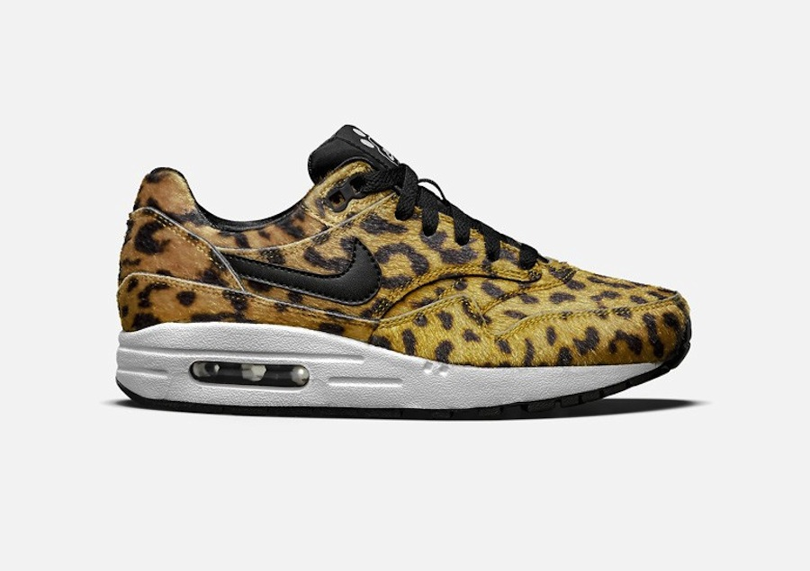 air max 1 womens leopard