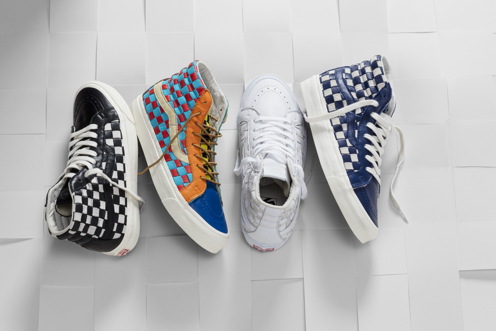8f3671bfb5 Vault by Vans Reinterprets the Iconic Checkerboard – The Word on the ...