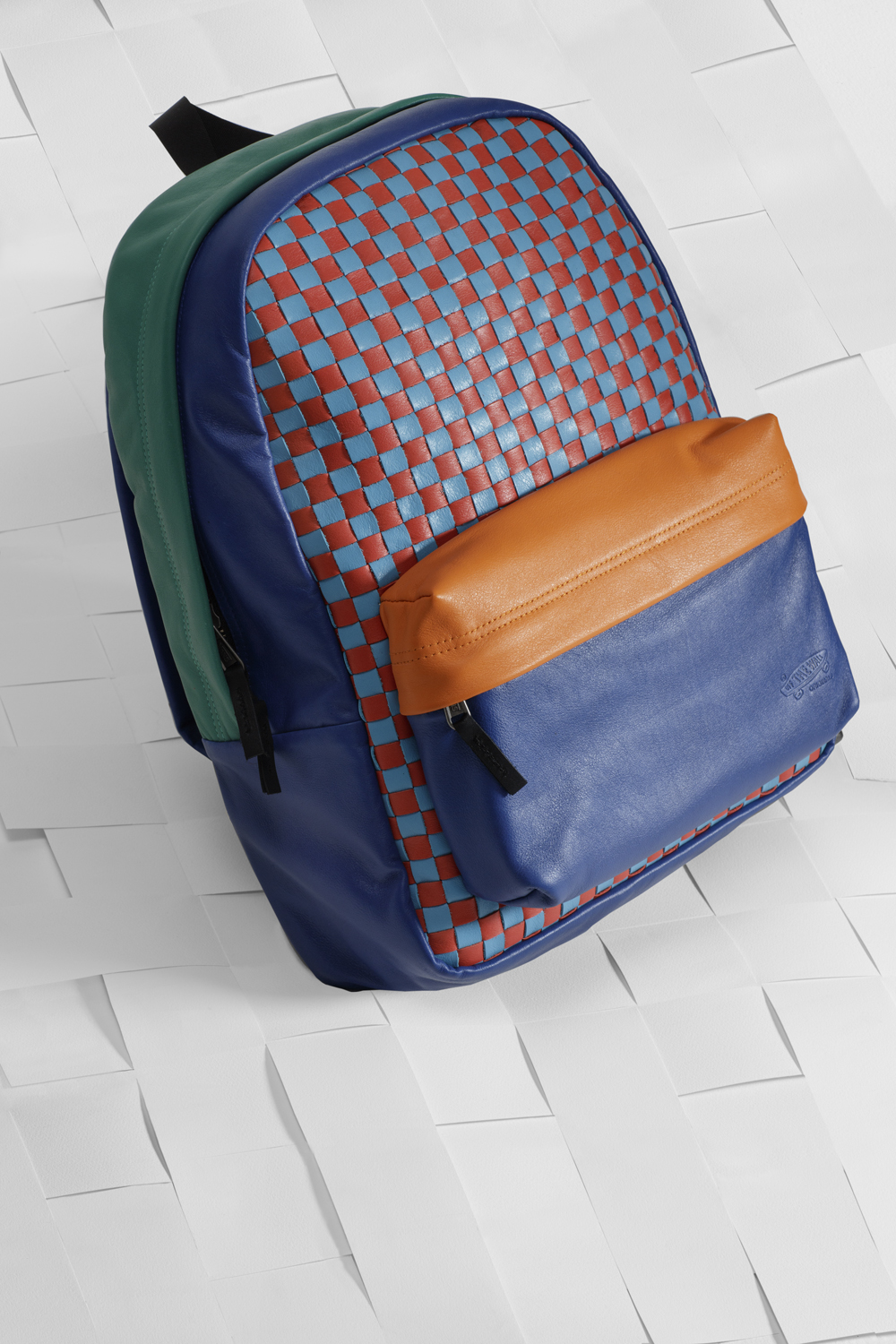 SP16_Vault_WovenCheckerboard_RedandBlue_Backpack_Product_0215_w1