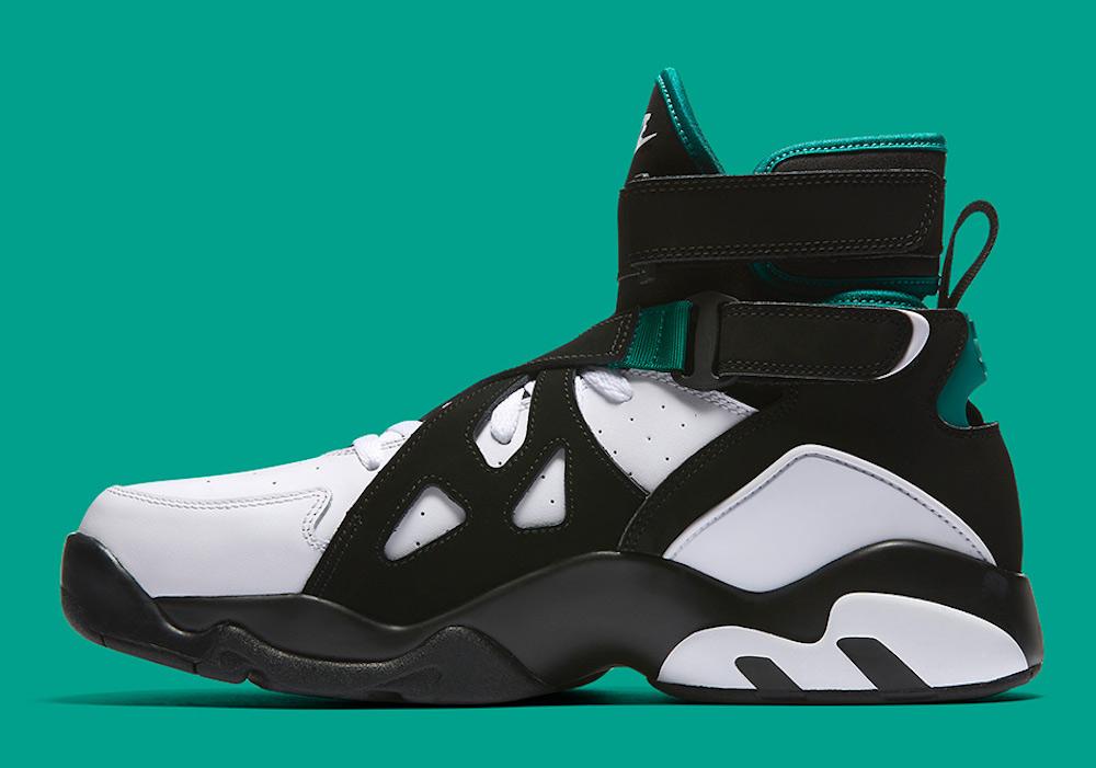 Nike Air Unlimited OG, Black, Premium