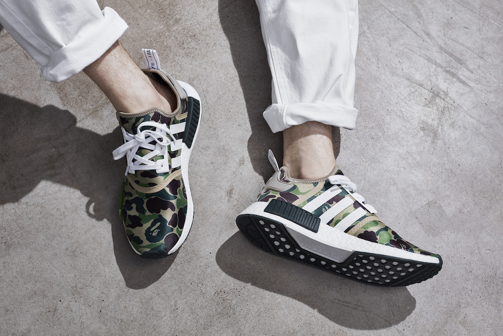 adidas x Bape… December is gonna be a problem! – The Word on