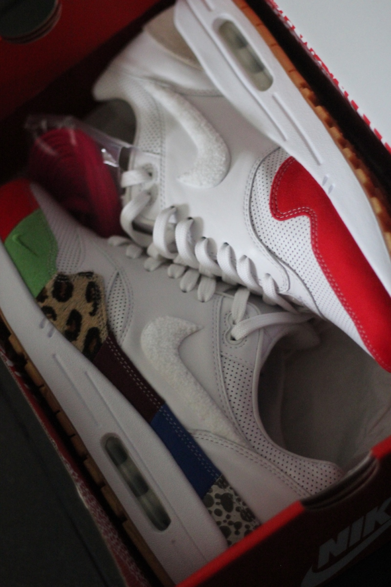 Nike Air Max 1 Master F&F - exclusive look via @SoleLove1