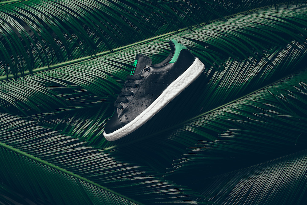 adidas-Stan-Smith-Boost-OG-Black-Green-1