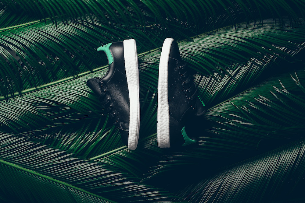 adidas-Stan-Smith-Boost-OG-Black-Green-10