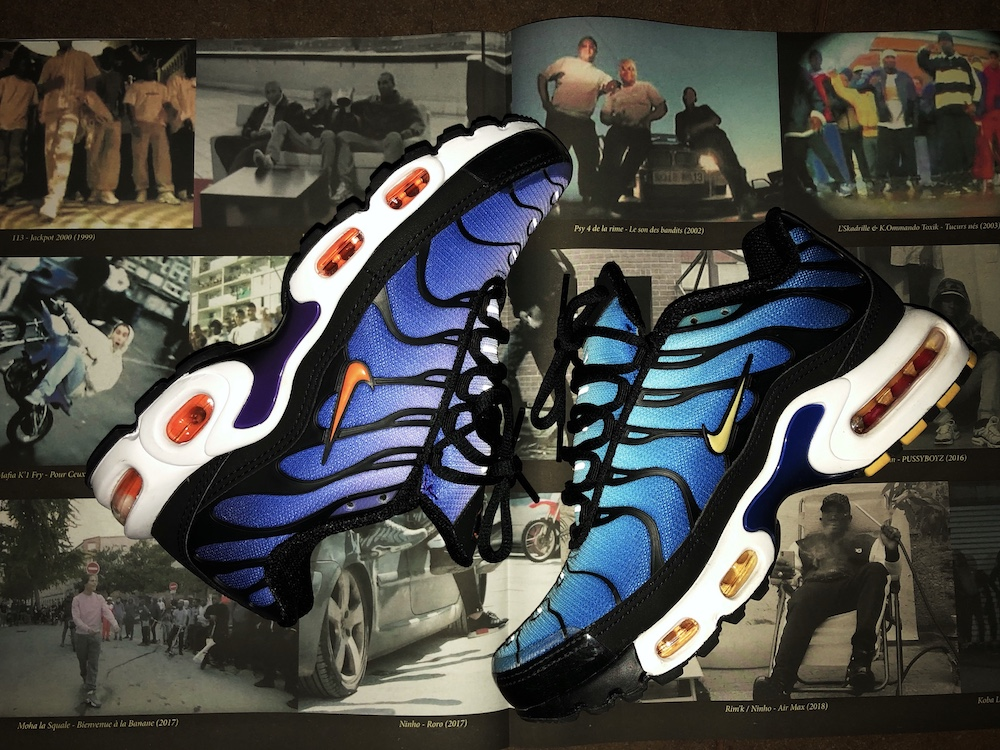 huge selection of f46a7 cb091 Nike Air Max Plus OG Purple – the unseen OG – The Word on ...