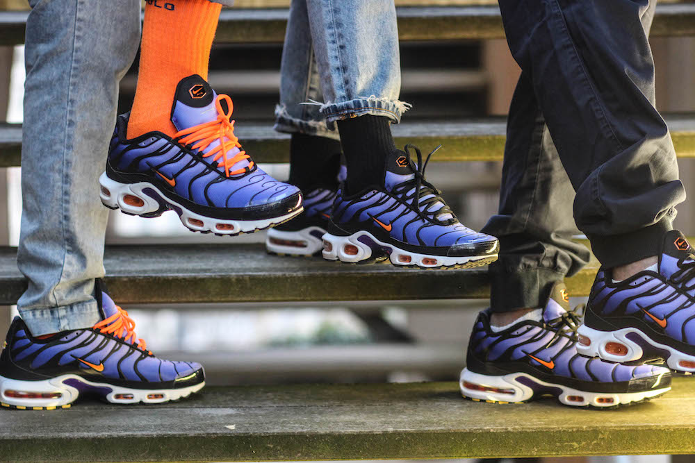 Air Max Plus – The Word on the Feet