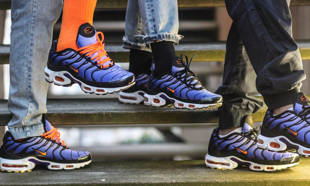 pretty nice 3ba8b 19dce Nike tn – The Word on the Feet