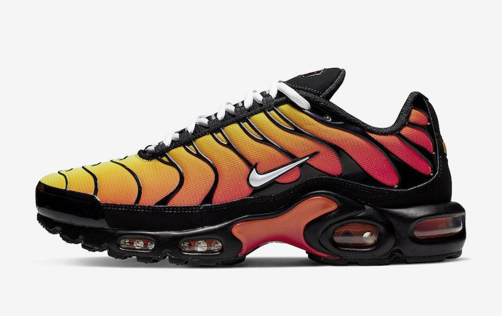 Nike Air Max Plus TN – Black Tigers