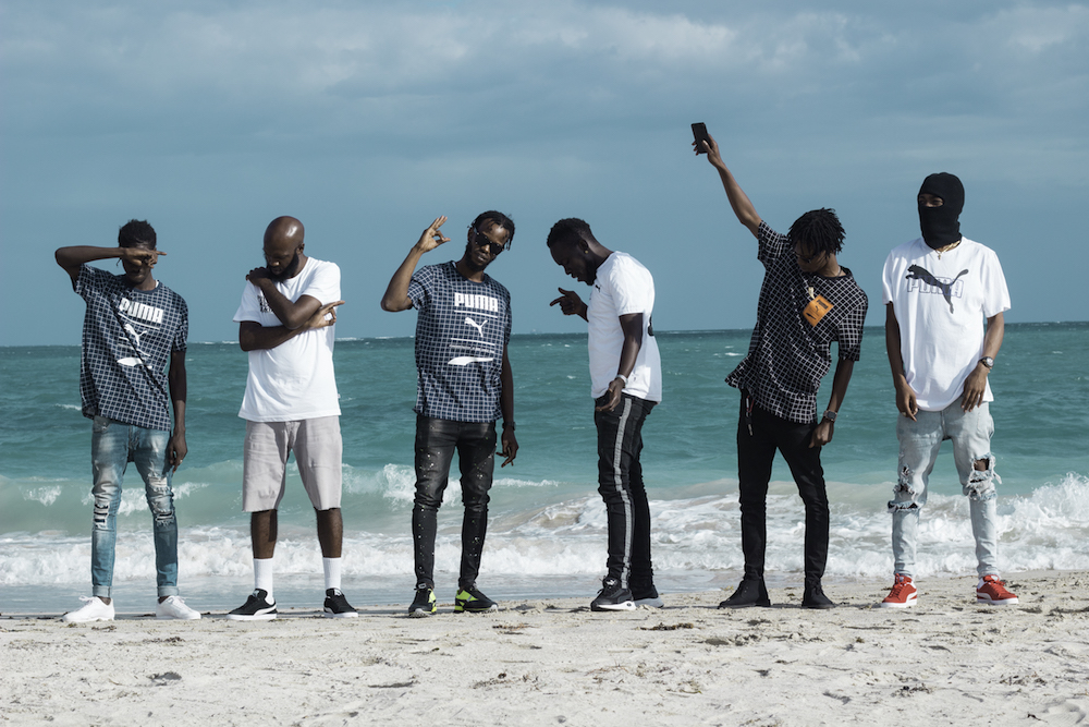 Style a Style… Puma Sportstyle hits the beach in Jamaica – The ...